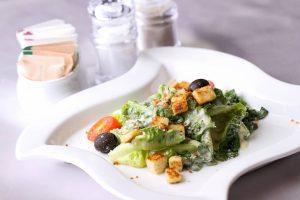 01. Royal Caesar Salad