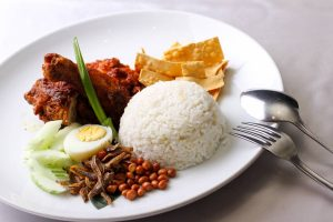 10. Royal Nasi lemak