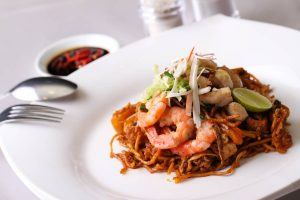16a. Fried Mee Mamak