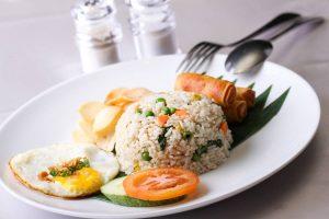 22. Vegetarian Fried Rice