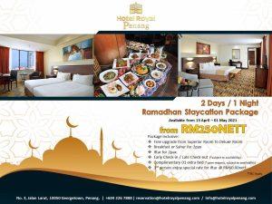 2D1N Ramadhan Staycation Package