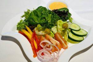 Fresh Garden Salad 1