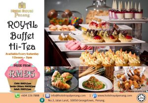 Hi-Tea Buffet