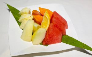 Tropical Fruit Platter 1